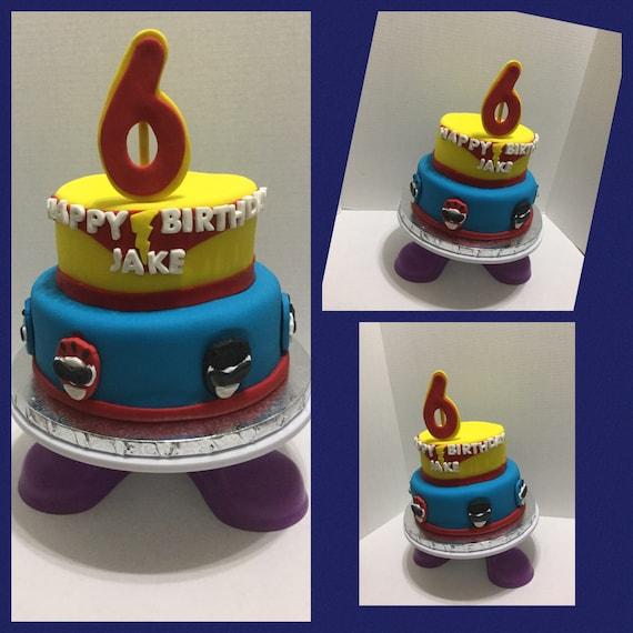 Power Rangers Cake For Birthdays Or Any Celebration We Also