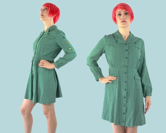 1940s Girl Scout Uniform - image 1