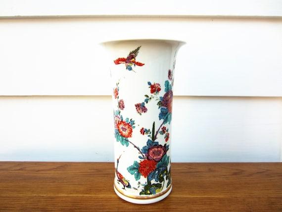 Reproduction Meissen Vase By Lenox Etsy