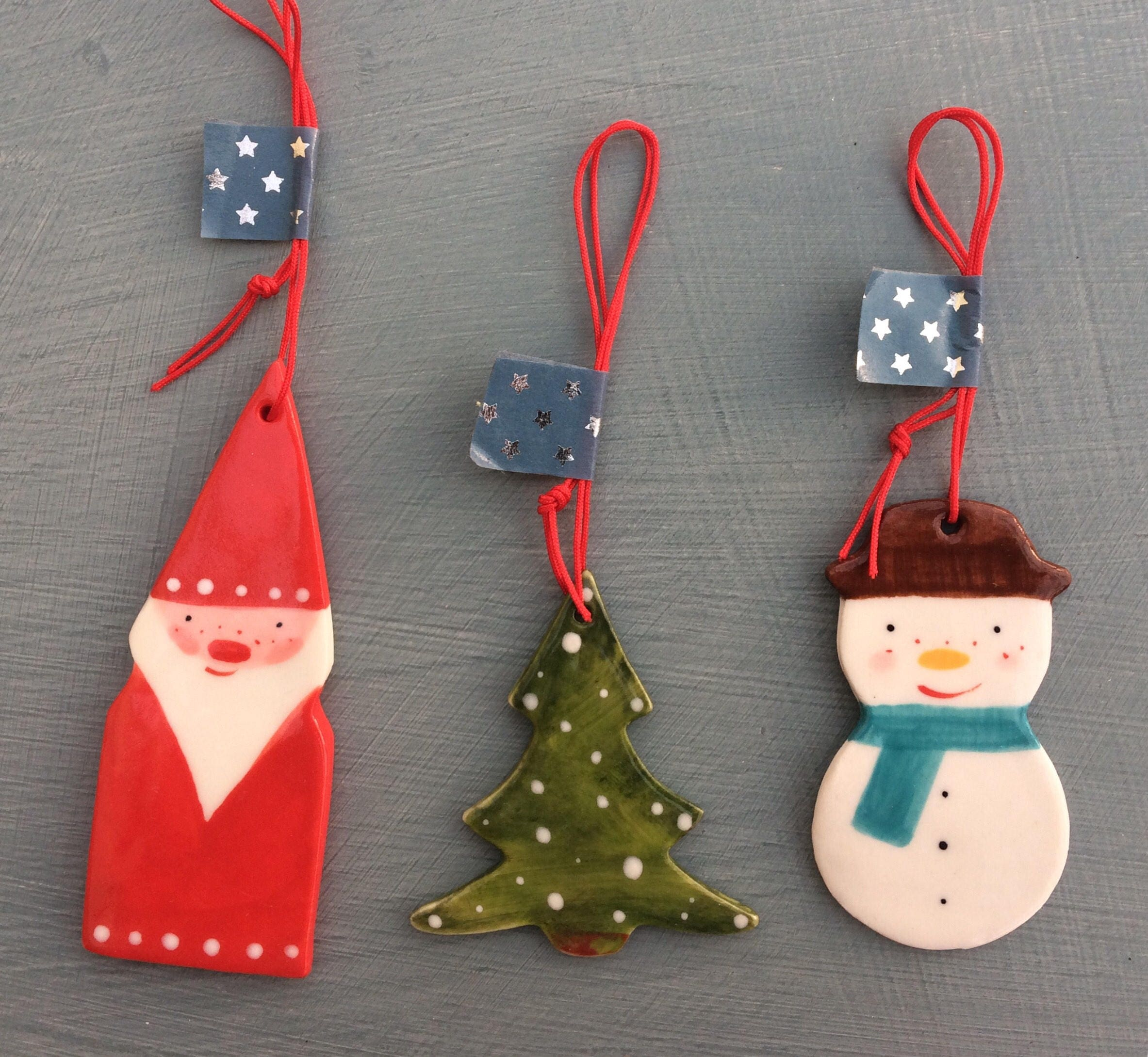 gallery photo gallery photo gallery photo - Ceramic Christmas Decorations