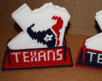 1068 Houston Texans Coasters