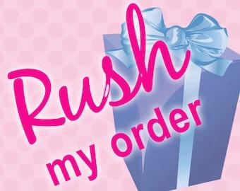 Rush Order Fee Add-On