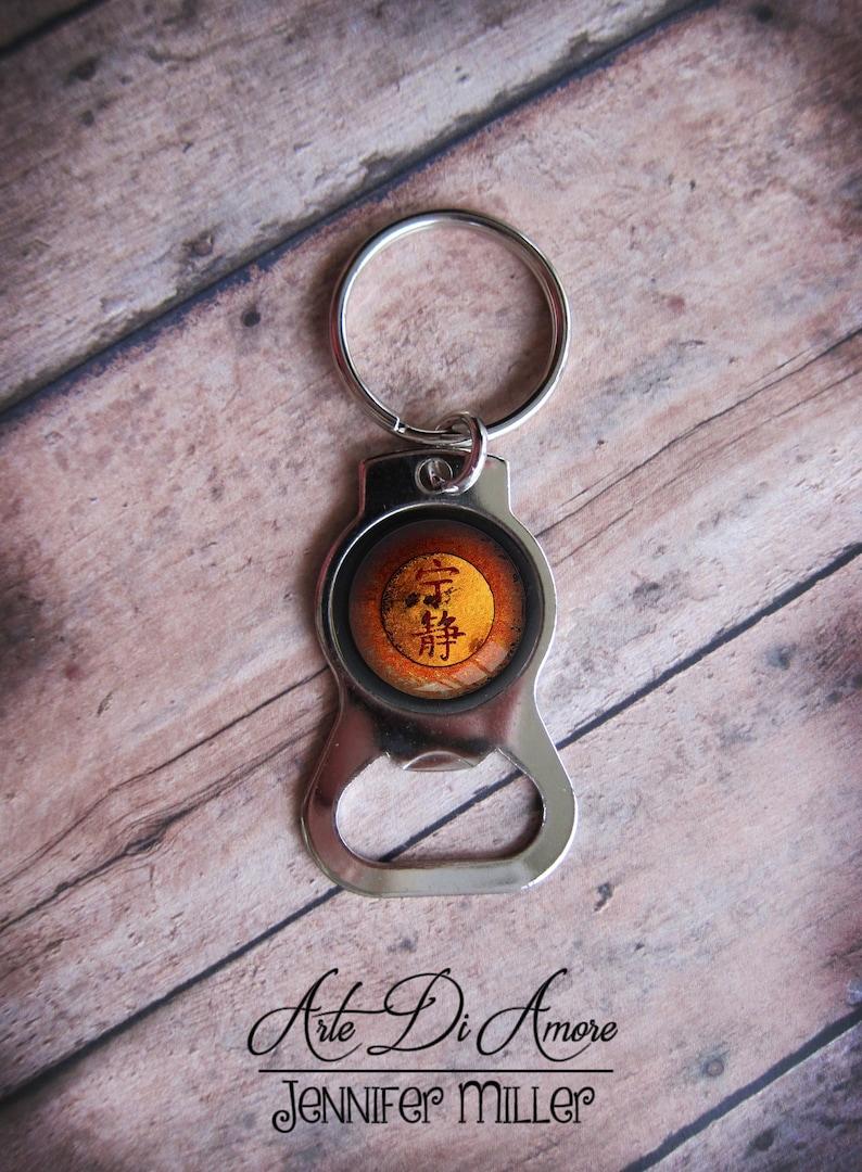 Serenity Bottle Opener Keychain image 0