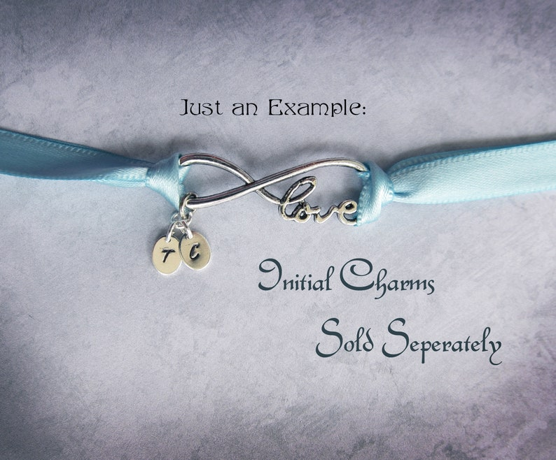 Something Blue Personalized Wedding Anklet for Bride Multiple Colors