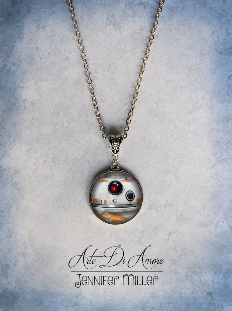 Droid Necklace 3 Styles image 0