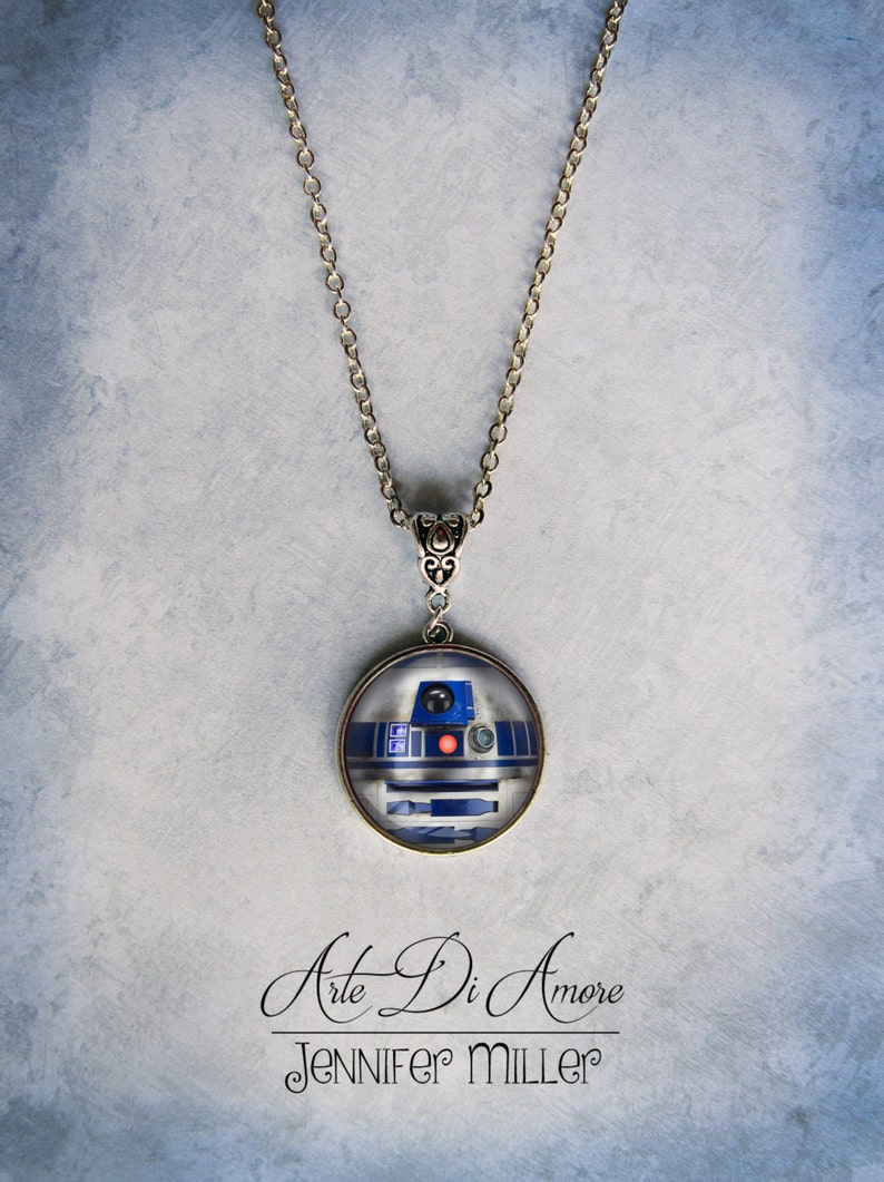 Artoo Necklace 3 Styles image 0