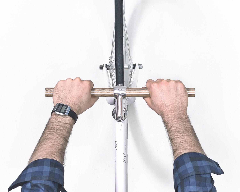 NEUE Eiche Holz Lenker LEUCORYX mit eingebautem   Etsy