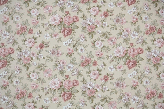 Vintage Wallpaper By The Yard 70s Retro
