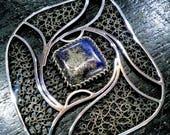 Vortex, Lapis lazuli, Hig...