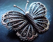 Small Butterfly,  Handmad...