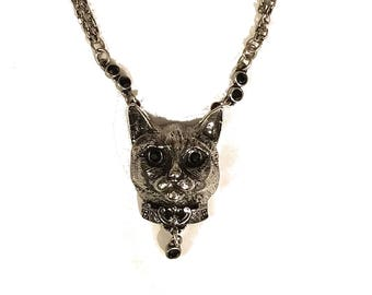Big Kitty necklace