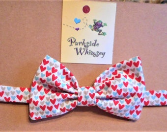 Toddler And Boys Bow Tie For Valentines Day