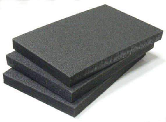 3 Polyethylene Armor Foam Sheets - 2
