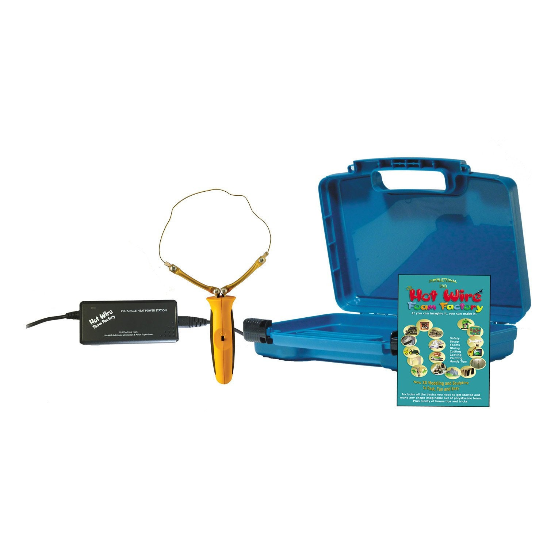 Hot Wire Foam Factory Pro Freehand Router Tool Kit for Styrofoam  Polystyrene EPS XPS Foams