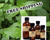 PEPPERMINT Organic Essential Oil Therapeutic - Aromatherapy Bulk Sizes Wholesale Pricing Fast, Free Shipping Distiller Direct