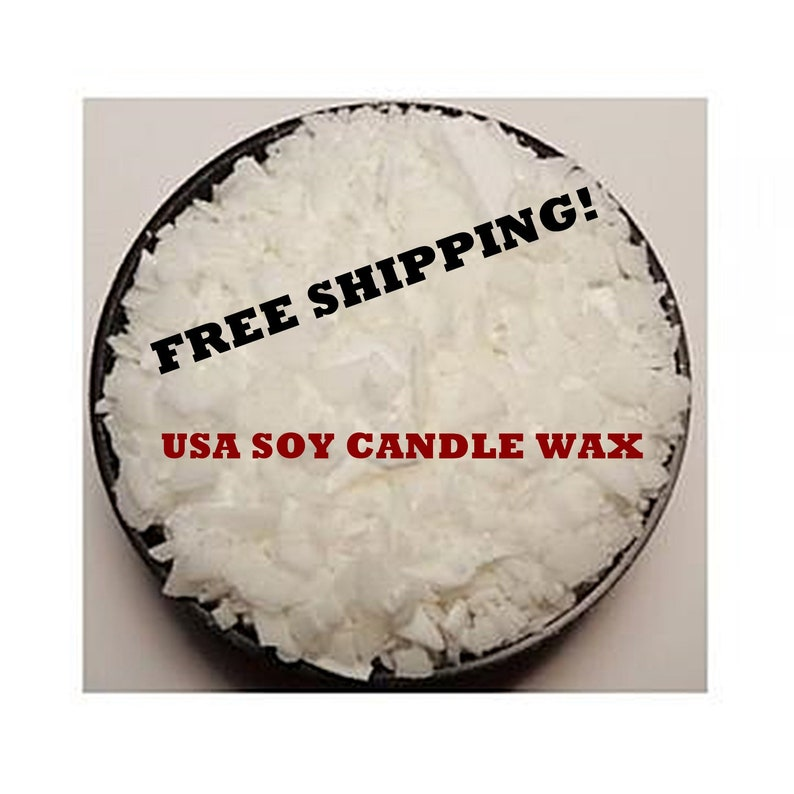 USA Soy Candle Wax | Golden Brands #444 Container Wax | FAST SHIPPING |  Superior Quality for Perfect Candles | Choose Size | D-I-Y Candles