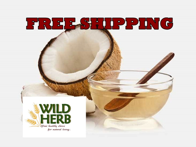FRACTIONATED COCONUT Oil, ORGANIC   Various Sizes + Fast Free Shipping   Bulk Wholesale Pricing   Lotion & Soap Making Supplies   Wild Herb