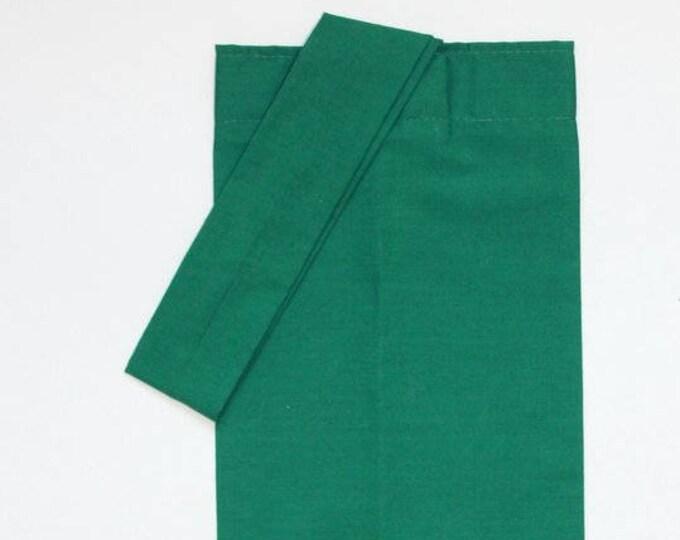 PLASTIC BAG ORGANIZER - Green, Storage, Holder, Bell Art Designs FBH0842