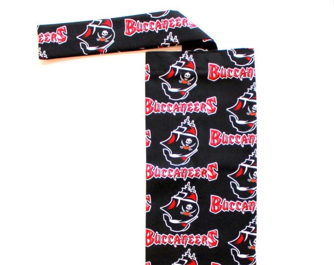 TAMPA BAY BUCCANEERS Plastic Bag Organizer, Storage, Holder, Bell Art Designs FBH0407
