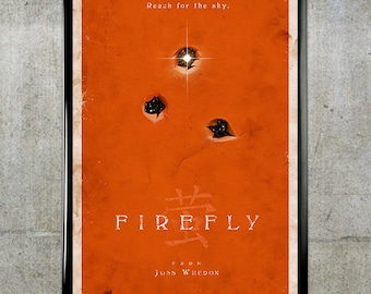 Firefly 11x17 Poster