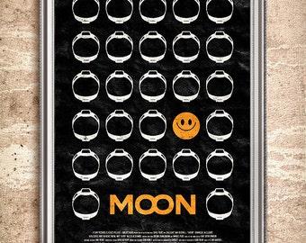 Moon 24x36 Movie Poster