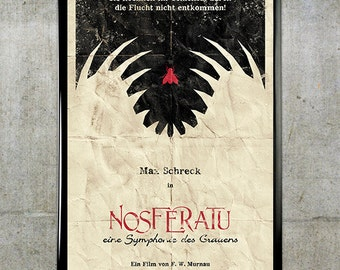 Nosferatu 11x17 Movie Poster