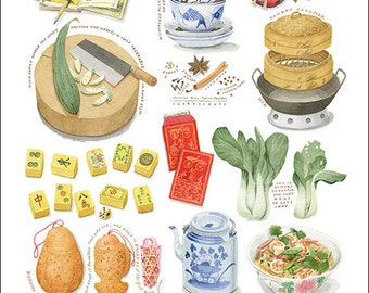 Every Grain of Rice, Large Giclee Print