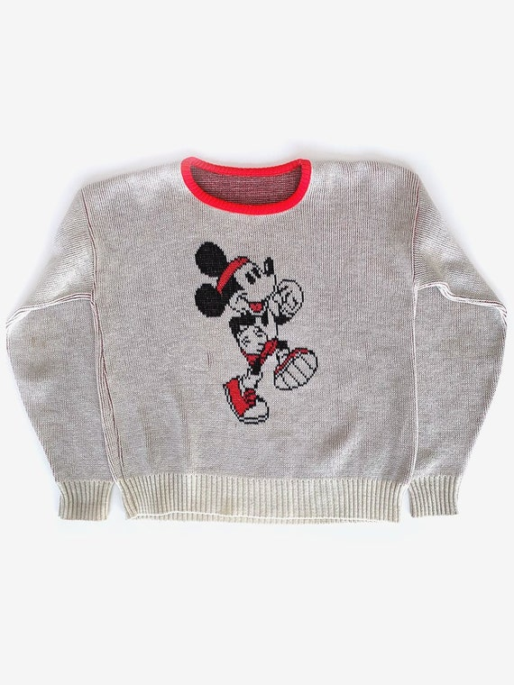 Mickey Mouse Exercise Sweater