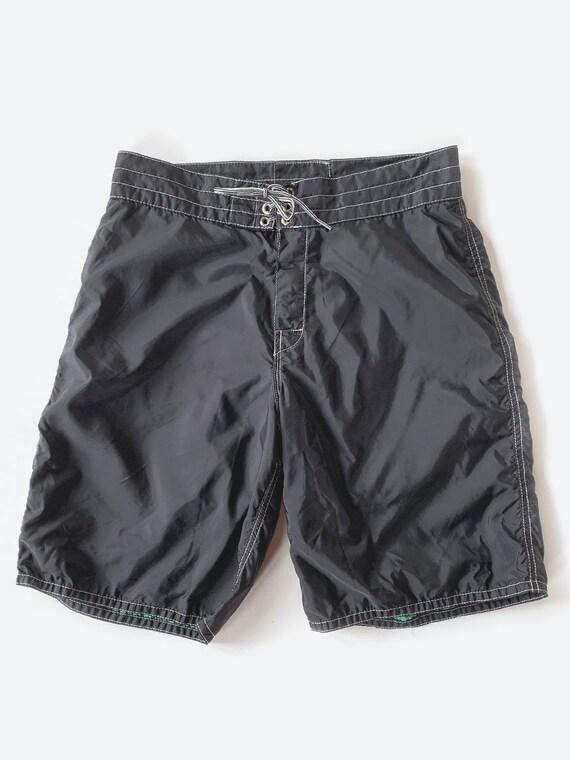 Birdwell' Black Swim Shorts