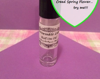 Creed spring flowers etsy creed spring flower type roll on perfume oil mightylinksfo