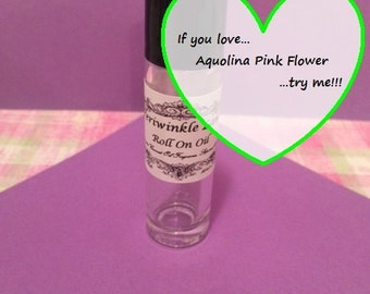 Aquolina Pink Flower type Roll on Oil