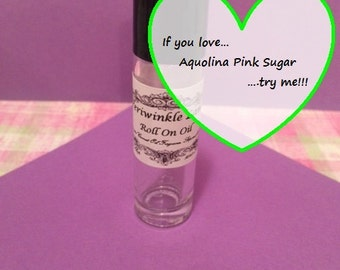 Aquolina Pink Sugar type Roll On perfume