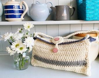 Vintage Inspired Crochet Bag Pattern