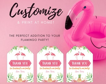 Favors Skittles Flamingo Printed Flamingle Baby Shower Favors Taste the Rainbow Flamingle Candy Labels Party Favors