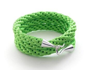 Summer / Boho Bracelet / Wrap Bracelet / Best Friend Bracelet / Braided Bracelet / Cuff Bracelet / Woven Bracelet / Cord Bracelet