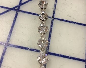 Austrian Crystal Trim, 1/4""