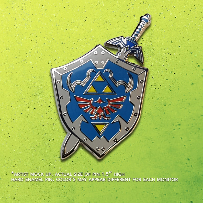Master Sword Hylian Shield Master Quest Dangerous To Go Alone
