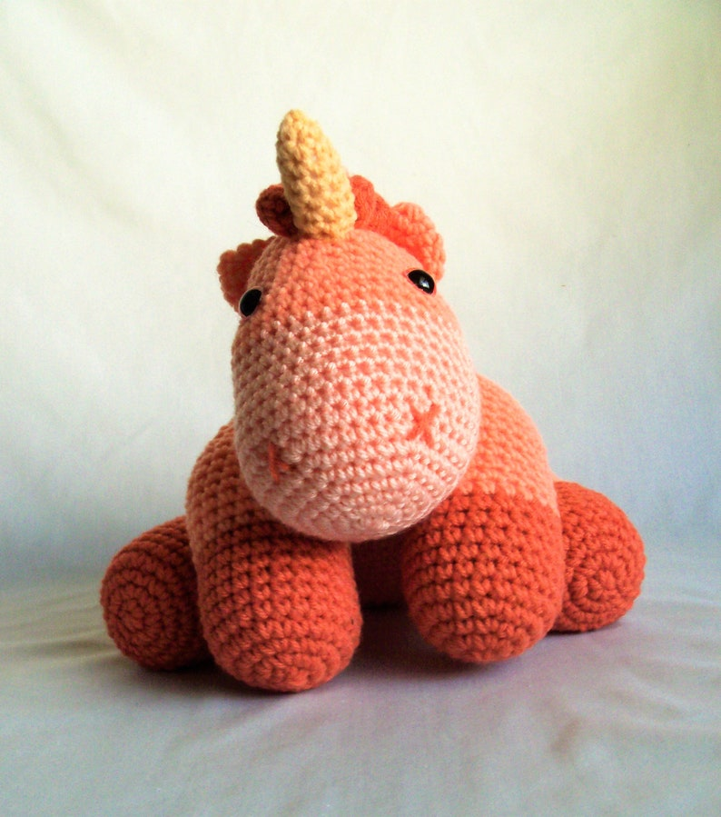 Crochet A Plush Unicorn Toy | JOANN | 899x794