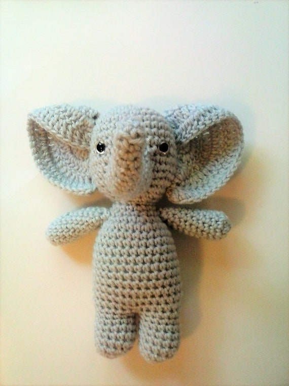 Amigurumi Amigurumi Elephant hook part 1/2 🐘 – Amigurumi Patterns | 760x570