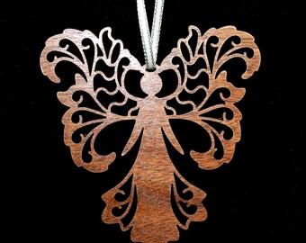 Guardian Angel Gift, Angel Ornaments, Custom Ornament, Personalized Angel