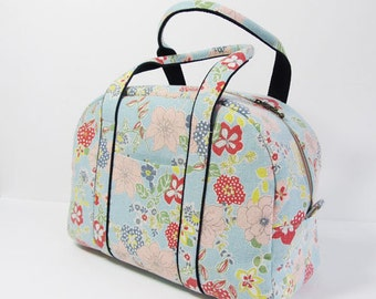 PDF Sewing Pattern -Boston Bag and Satchel-(Downloadable)