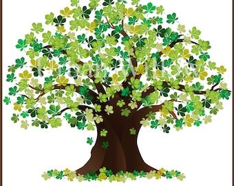 Family Tree Clipart Etsy