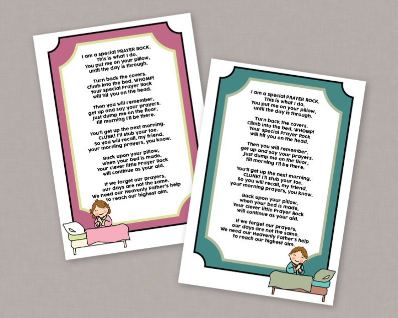 photograph about Prayer Rock Poem Printable named PRINTABLE Prayer Rock Poem Handout - Electronic History