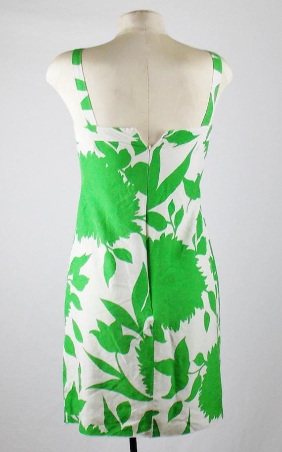 Vintage ANNA SUI Size 2 SUMMER Dress Floral Print… - image 3