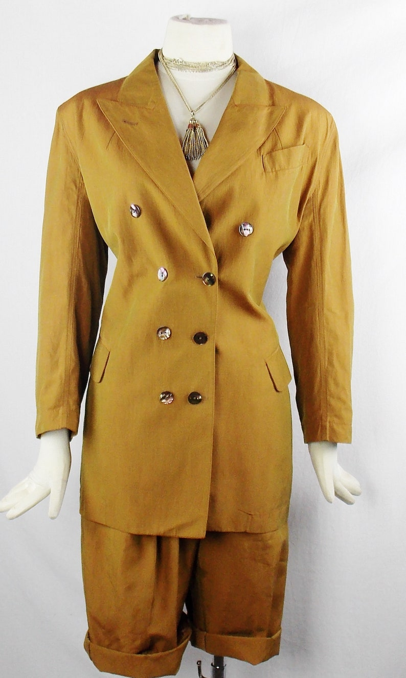 191017c587 JEAN PAUL GAULTIER Womens Jacket and Shorts Modern current
