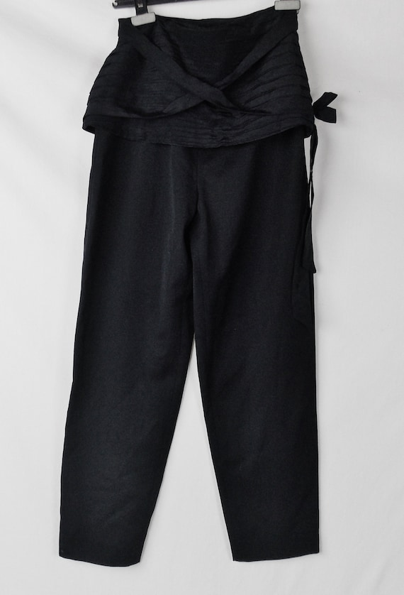 80s GIANNI VERSACE WHIMSICAL Pants Istante Line  P