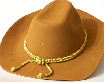b6371057465 Carl Judith Grimes Hat The Walking Dead Sheriff Rick Costume Accessory  Cosplay Childs Size Boy Girl Hand Made