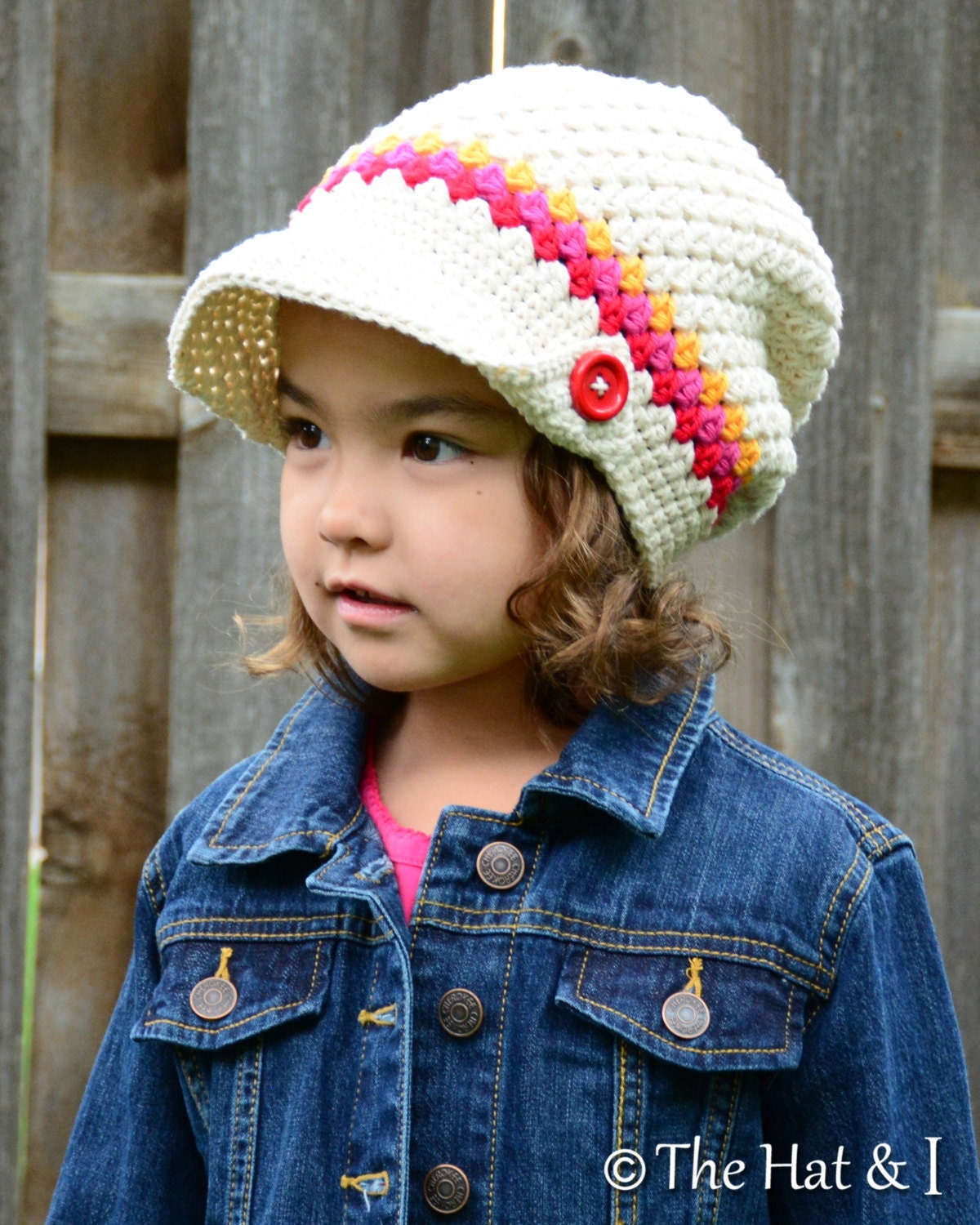 Crochet Hat PATTERN - Newsboy Slouchy - crochet pattern for boy girl unisex  slouch hat (Toddler Child Adult sizes) - Instant PDF Download 3b8ce536fc34