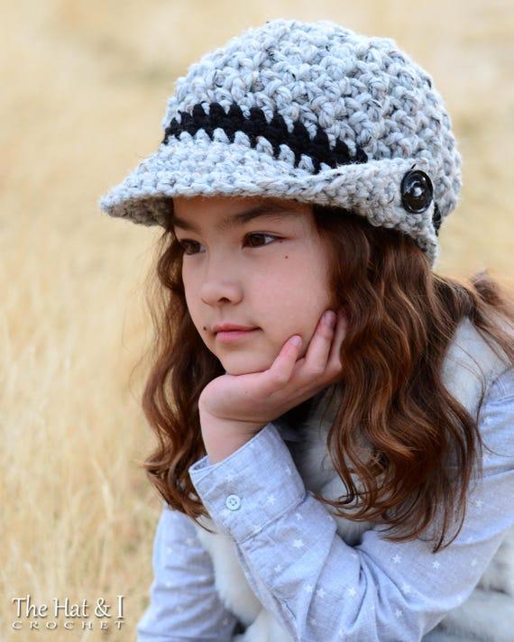 6474bd888c7 Crochet Hat PATTERN Bay Area Beanie crochet pattern boy
