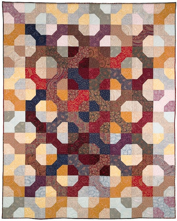 Bow Tie Quilt Pattern Etsy